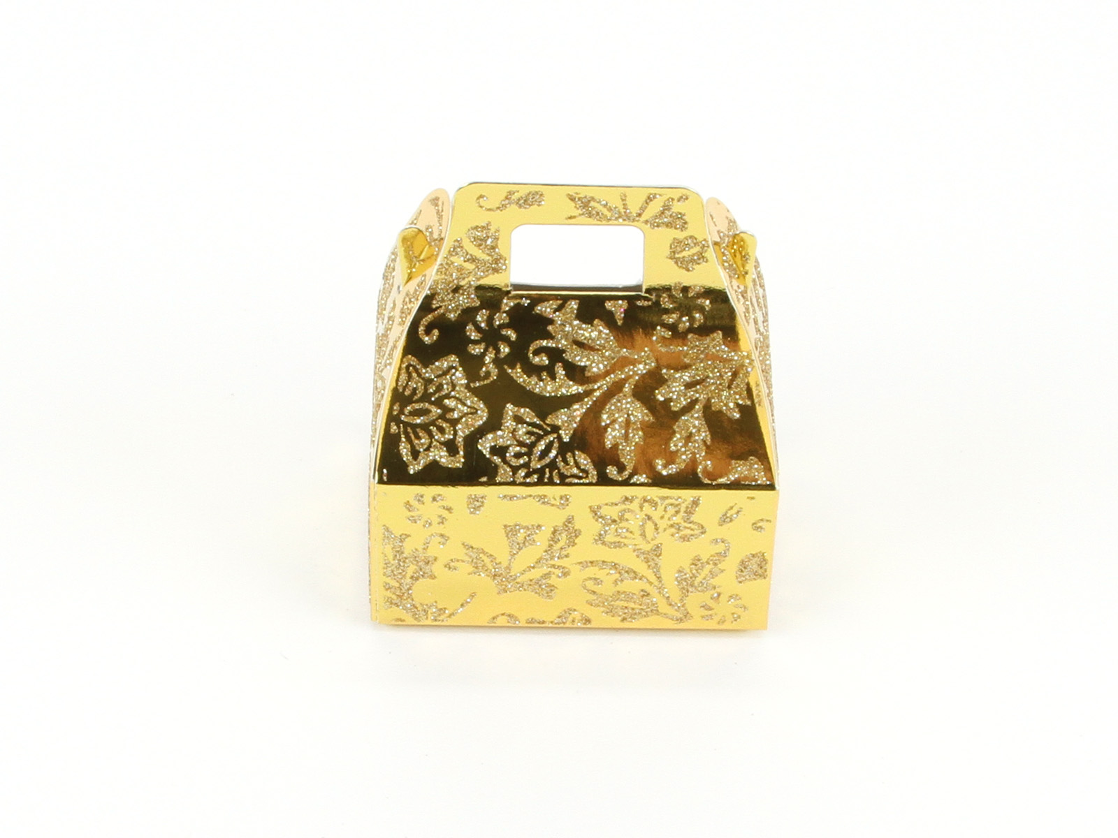 Large Gold Favor Boxes : Wedding favor treasure chest gift boxes baby shower