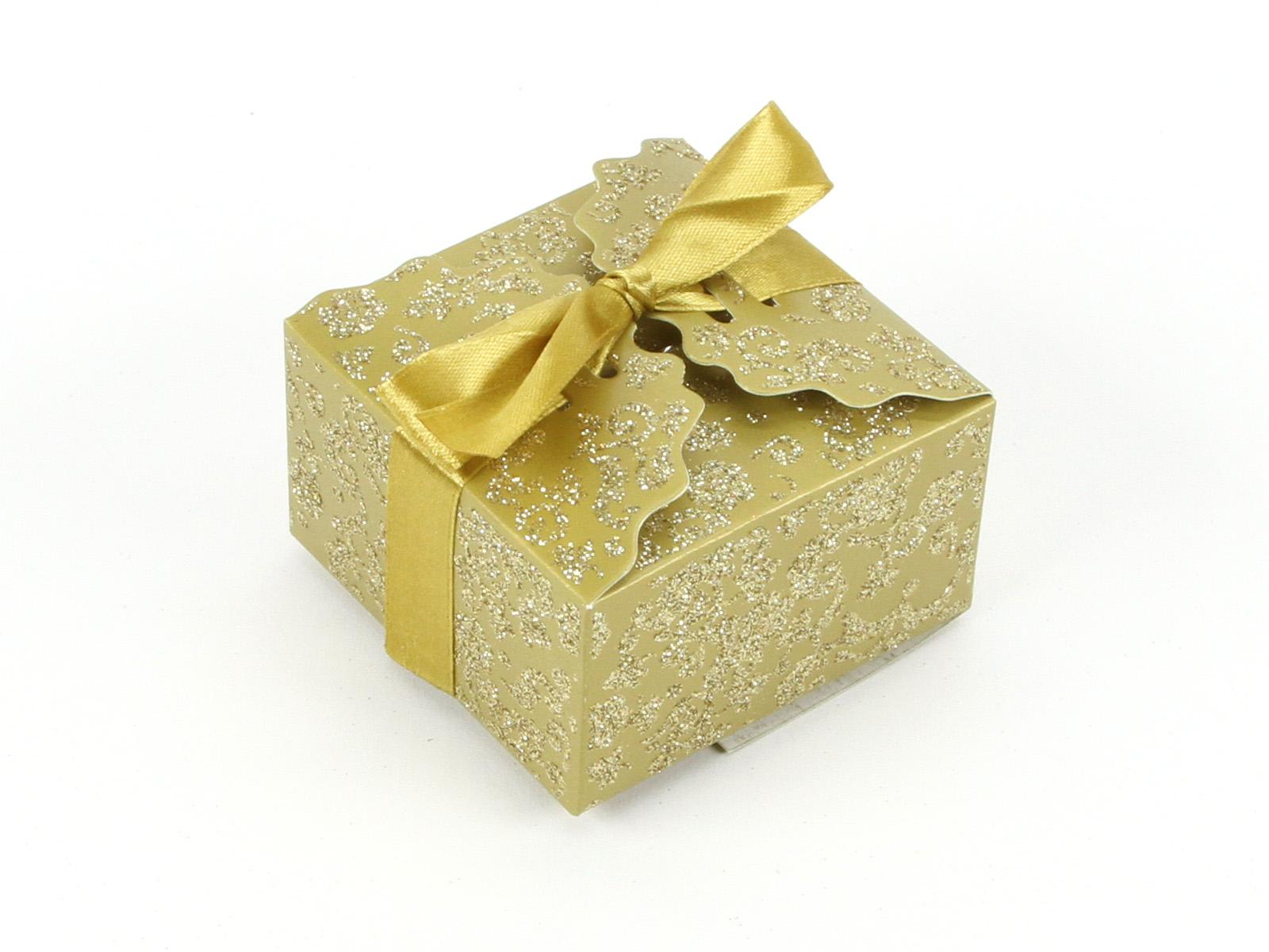 Baby Shower Favor Boxes Uk : Large ribbon wedding favor gift boxes baby shower