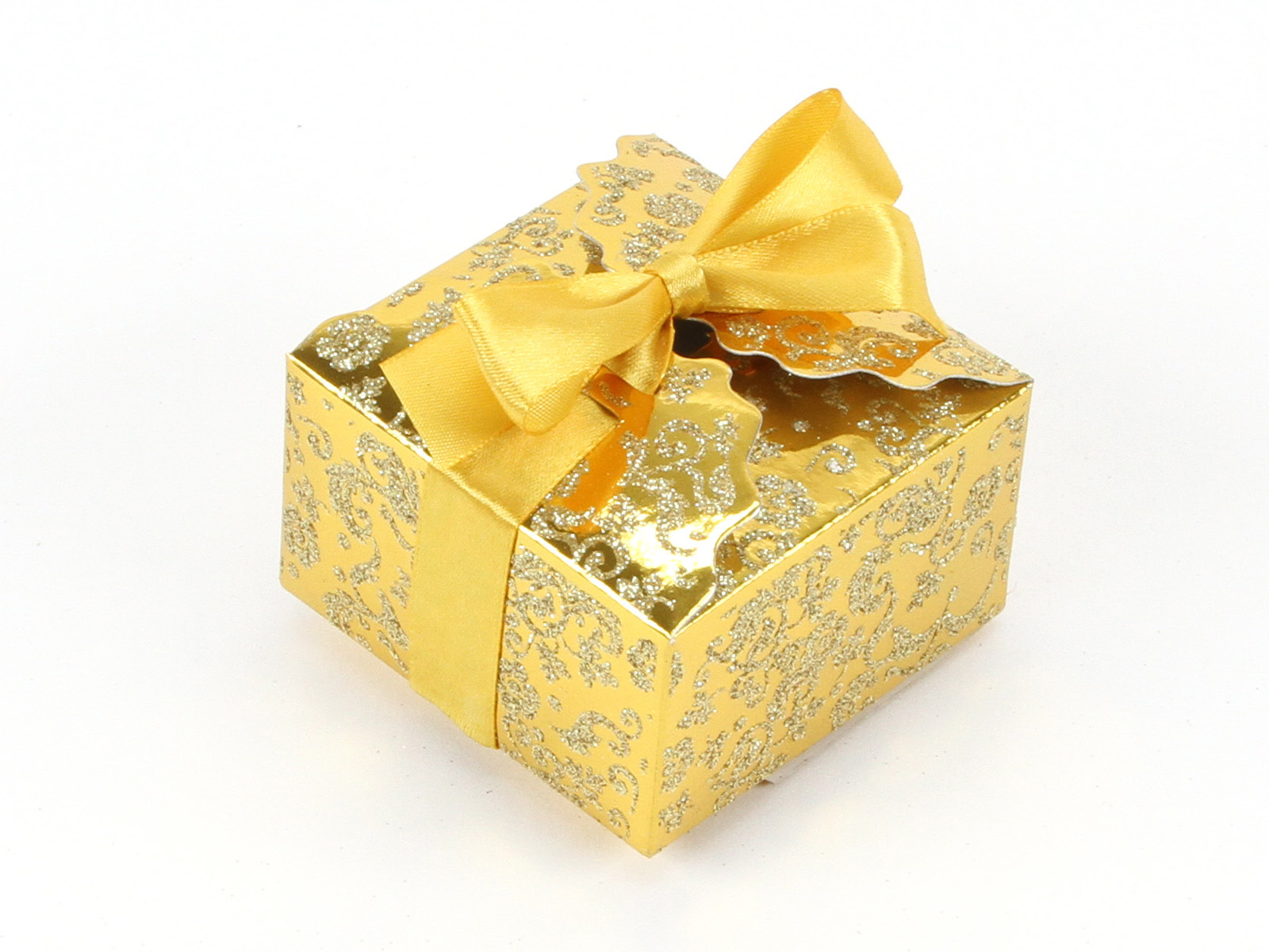 Wedding Gift Boxes Large : Details about 200 Large Ribbon Wedding Favor Gift Boxes Baby Shower ...
