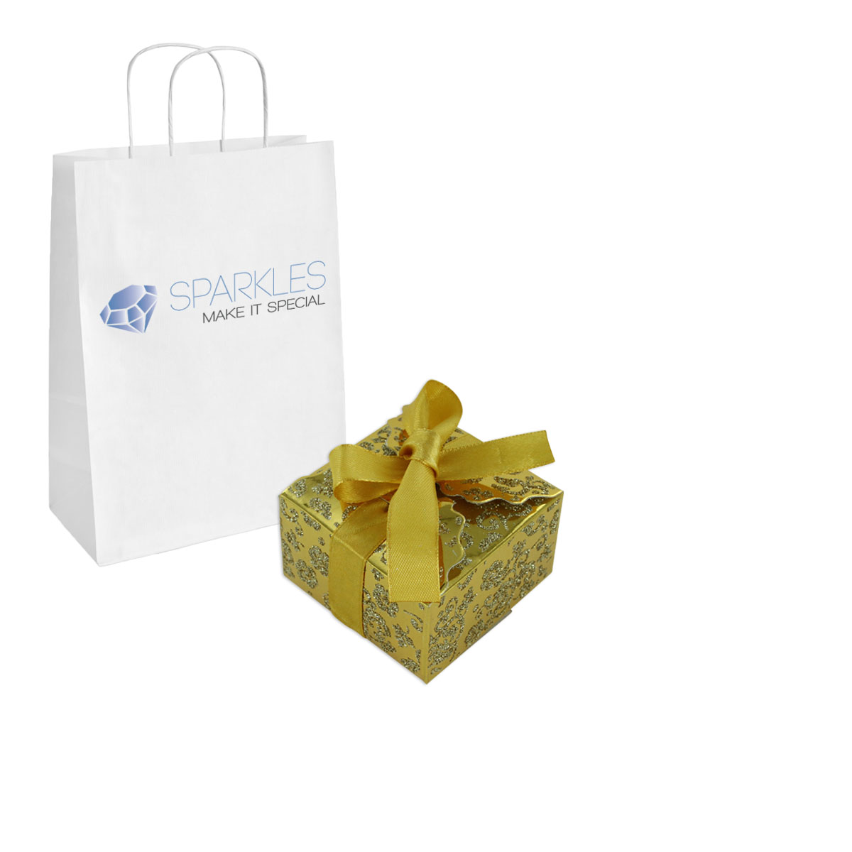 Michaels Candy Favor Boxes: Butterfly pattern favor gift candy ...