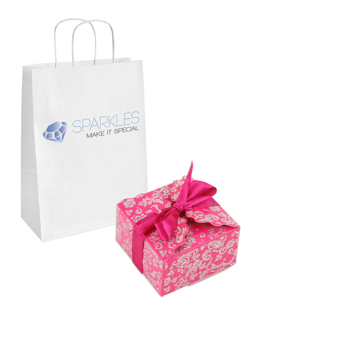 about 200 large ribbon wedding favor gift boxes baby shower candy