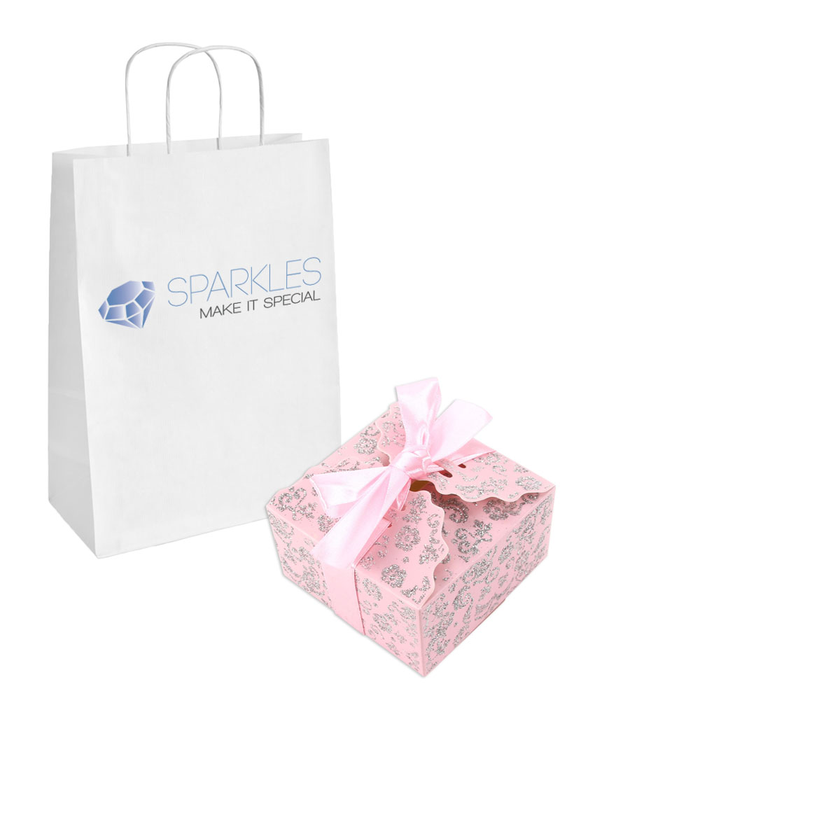 Wedding Gift Boxes Large : ... Small Ribbon Wedding Favor Gift Boxes Party Event Candy Box Free Ship