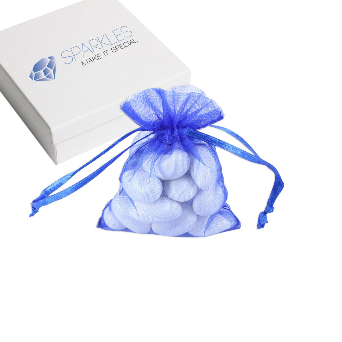 Organza Wedding Favor Bags 3x4 4x6 Party Decoration Gift Candy ...