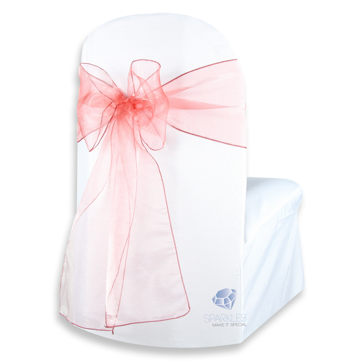 10-pcs-Organza-Chair-Cover-Bow-Sash-108-034-x8-034-Wedding-Party-Banquet-Reception